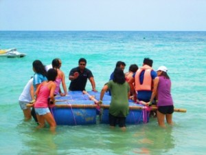Corporate Team Building in Bintan