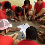 amazing race teambuilding activity