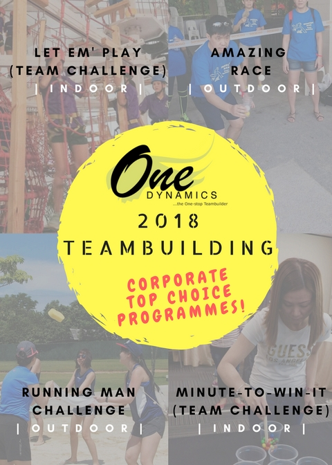 One Dynamics Teambuilding Indoor And Overseas Team Building At