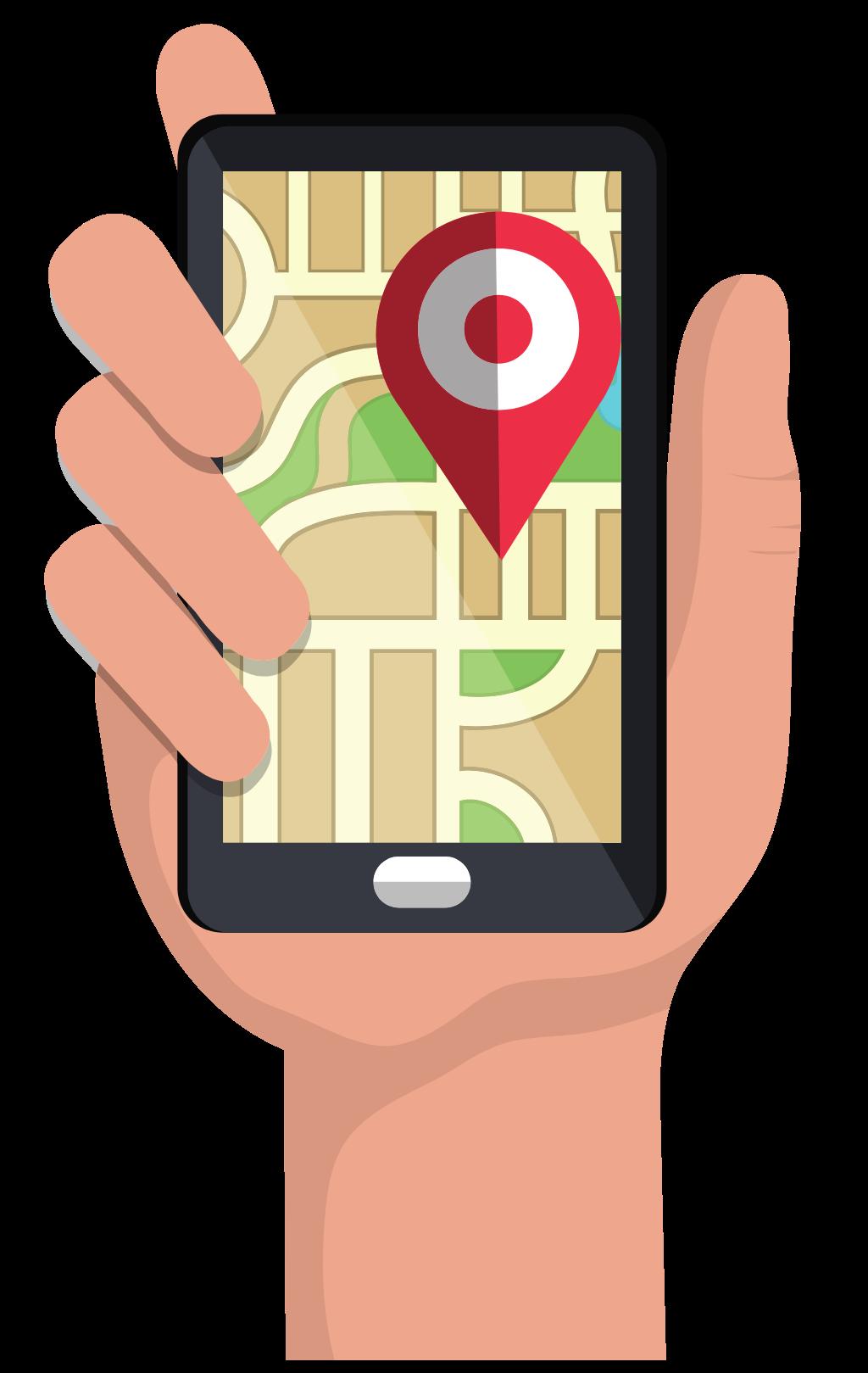 Mobile App Based Race